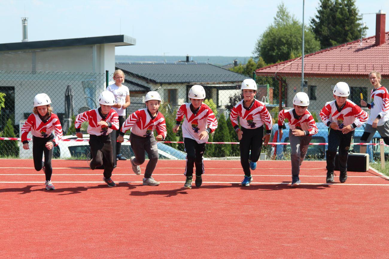 Pozvánka na dětskou soutěž v Lišově 18.7.2020