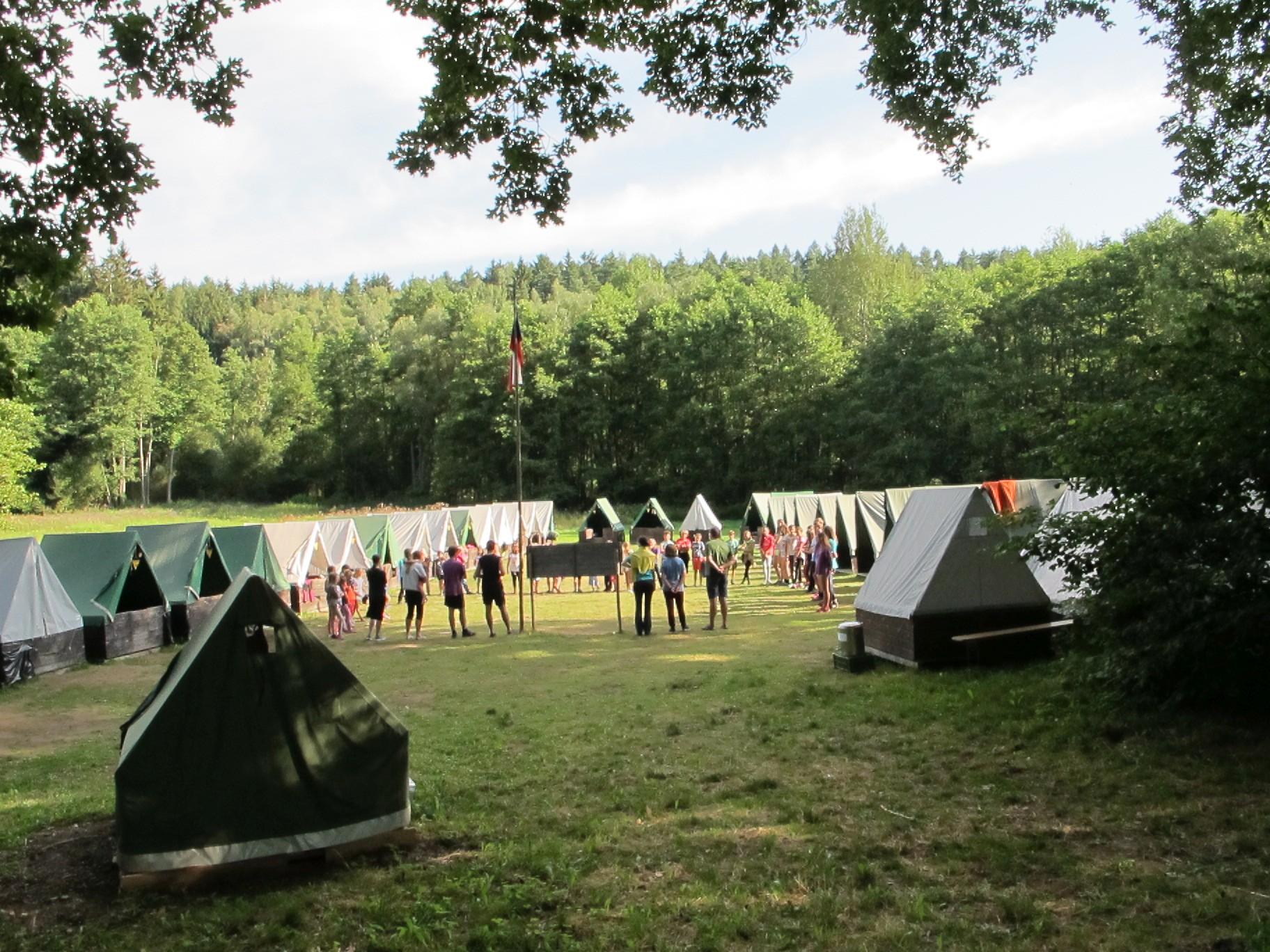 Letní tábor Kočvarův mlýn 2020