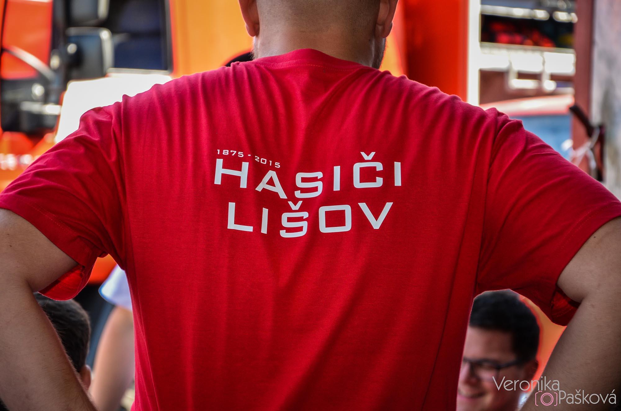 Objednávka nových triček SDH Lišov
