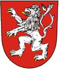 Znak města Lišov