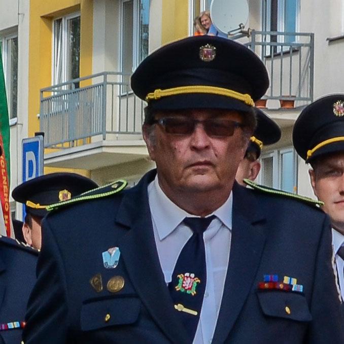Velitel SDH Lišov