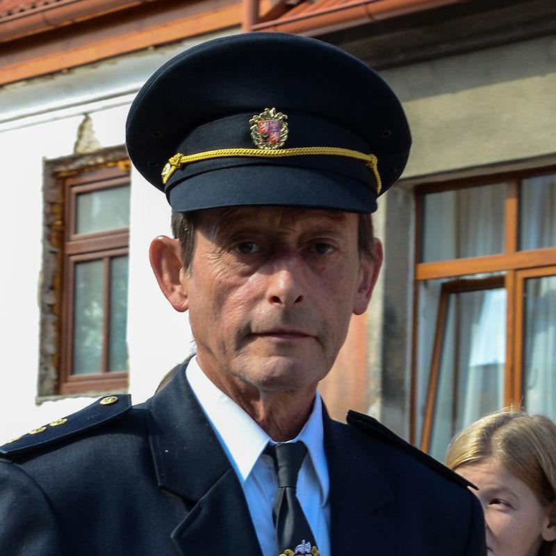 Velitel JSDHO